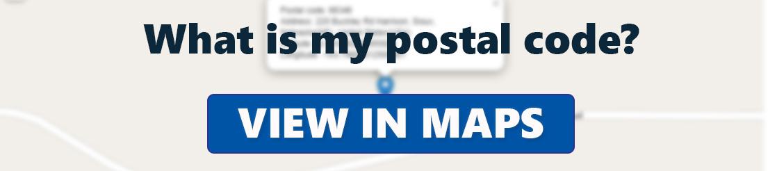 Postal Code Map Tool
